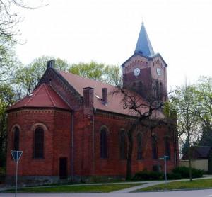 Kirche Kleinpaschleben